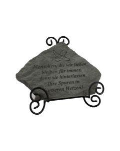 Ständer für Gedenksteine, groß