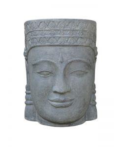 (PL-WGKH-070AF) Khmer-Kopf, Wasserspiel