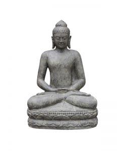 (PL-SB-100EAF) Sitzender Buddha, indisch
