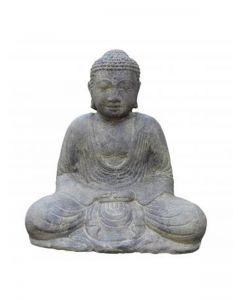 (P-SB7-030AF) Sitzender Buddha, japanisch