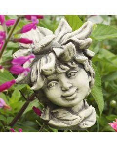 Blumenkind Margerite, Betonguß,