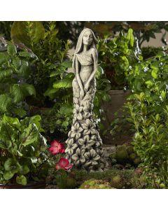 Blütentänzerin Rittersporn, Betonguss, für Metalls