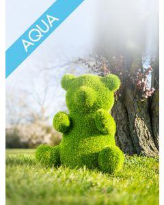 Garden Plush Aqua Bär, groß