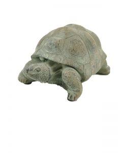 """Schildkröte """"Variante B"""", klein, Zementguss"""