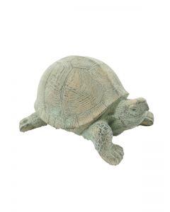 Schildkröte, Zementguss, klein Variante C