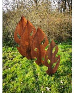 Set Metall-Blätter I z. Stecken o. Legen(4 Stück)