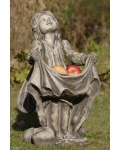 "FLOWER FAIRY ""Apfel"", Steinguss"