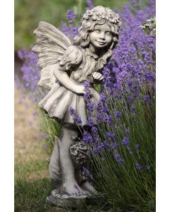 """FLOWER FAIRY """"Vanilleblume"""", Steinguss"""