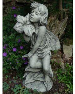 """FLOWER FAIRY """"Jasmin"""", Steinguss"""