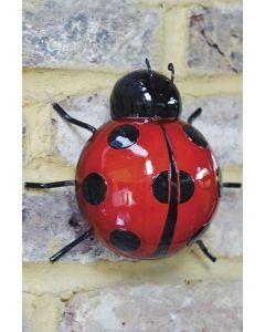 Ladybird WallArt - Marienkäfer groß