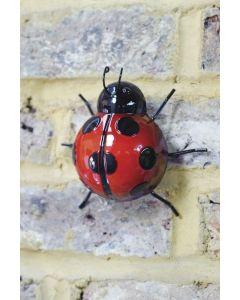 Ladybird WallArt - Marienkäfer mittel