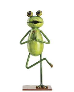 Yoga Frogs - Der halbe Baum