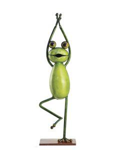 Yoga Frogs - Der Baum