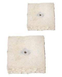 Steinguss-Sockel klein